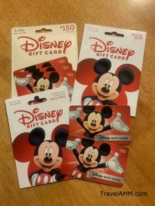 Disney Gift Card images